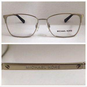 M KORS MK3001 Verbier color 1024 Gold size 52